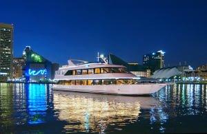 Party Yacht MIDNIGHT SUN in Miami