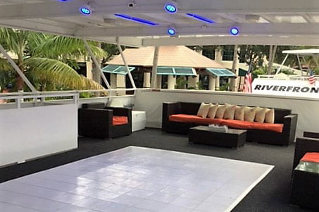 Anticipation Iv Party Boat Based In Miami Florida For