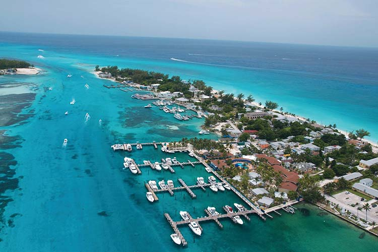 Marina in the Bahamas, perfect charter Bahamas
