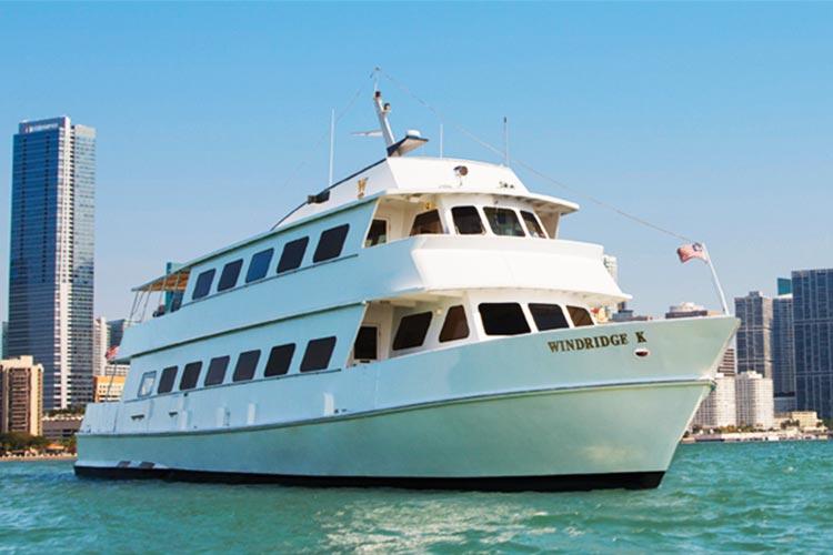 Windridge K yacht