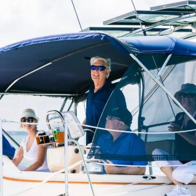 Captain, Crew & Participants