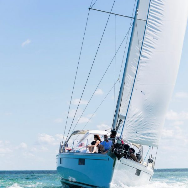 Sailing Regatta Miami