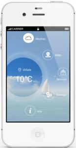 Marine Weather Forecast App