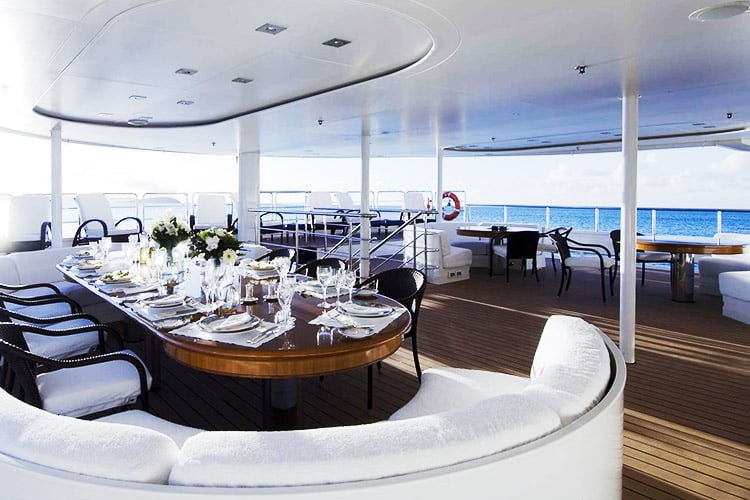 Corporate Dinner Cruises At Boat Miami